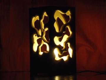 Lampada-tavolo-Artistica-Artigianale-2